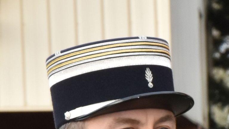 Lieutenant-Colonel Arnaud Beltrame