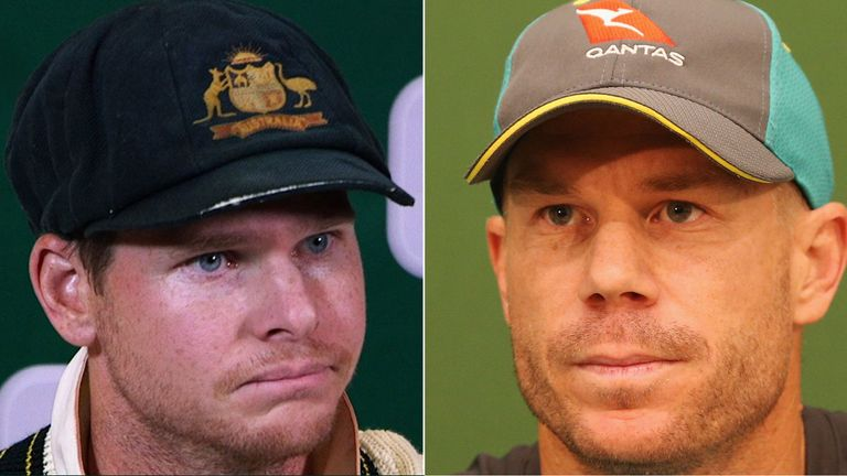 Steve Smith and David Warner have been banned from all cricket for a year
