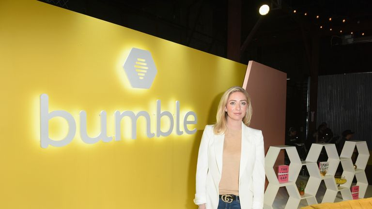 attends Bumble Presents: Empowering Connections at Fair Market on March 9, 2018 in Austin, Texas.