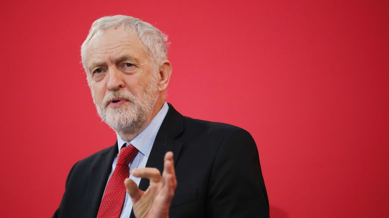 Jeremy Corbyn told Jewish people he is their ally