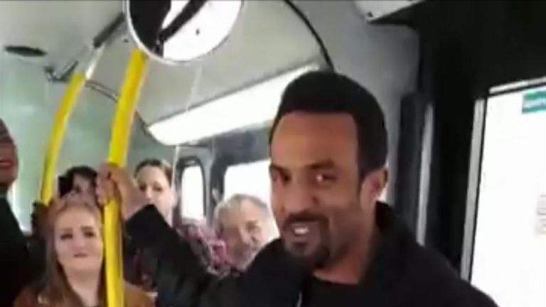 Streaming the stunt on Facebook live, Craig proved just why he's one of the most talented UK artists around with the acoustic set!