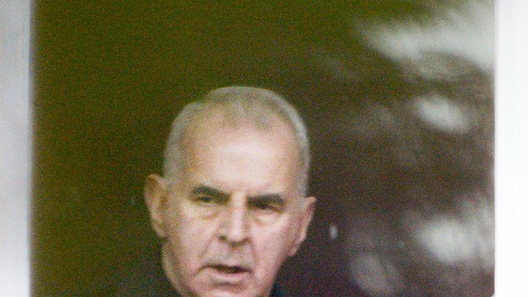 Former Cardinal Keith O'Brien