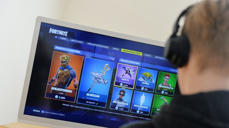 Parents have grown anxious about the addictive nature of Fortnite