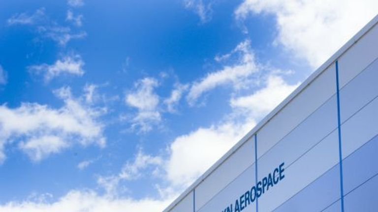GKN's aerospace division would become its sole focus under the company's plans