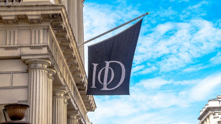 Institute of Directors in Pall Mall