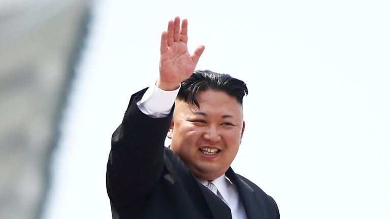 Kim Jong Un has never been on an overseas trip as leader