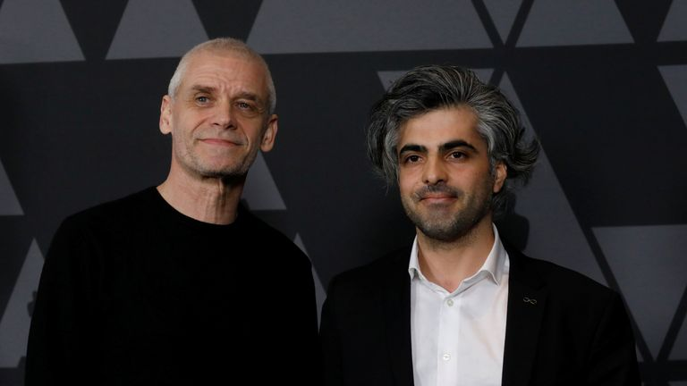 Soren Steen Jespersen and Kareem Abeed produced Last Men in Aleppo