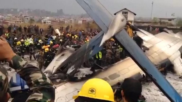 At least 20 people have been taken to hospital