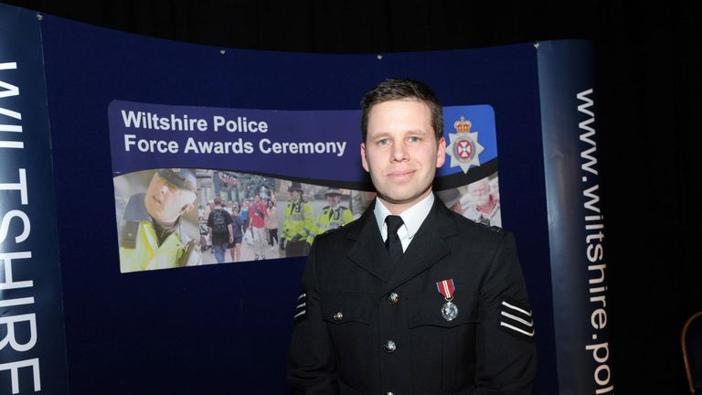 Police Sergeant Nick bailey has been named as the officer harmed by nerve agent