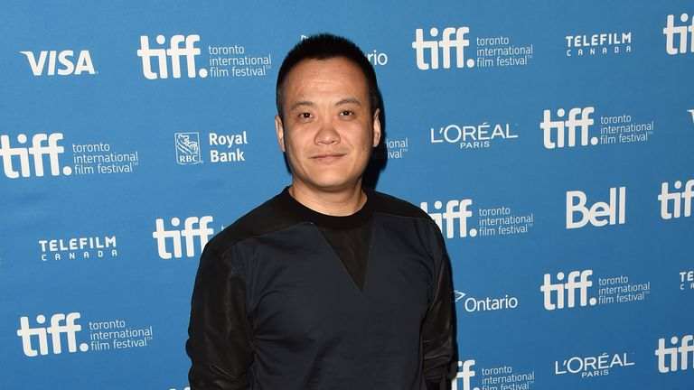 Ning Hao's film Crazy Alien is currently in post-production