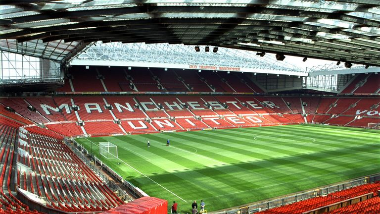 Image result for manchester united old trafford