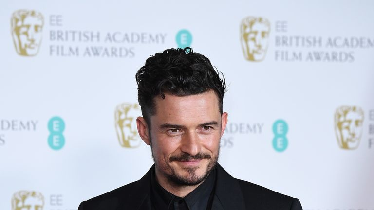 Orlando Bloom is returning to the West End stage