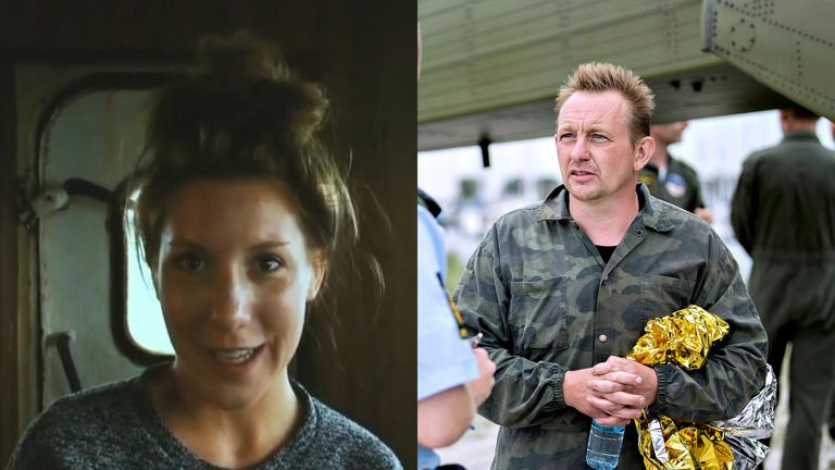 Kim Wall murder trial: Beheading clips from suspect's hard