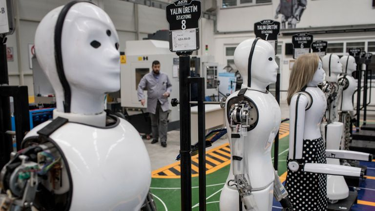 Could automation be a threat to British jobs?