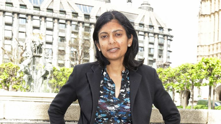 Rupa Huq MP
