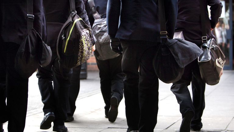 Pupil numbers are on the rise after a spike in the birth rate in the early 2000s
