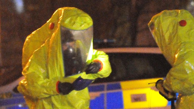 Sergei Skripal, a former spy was found unconscious in Salisbury centre after being exposed to a mysterious substance.
