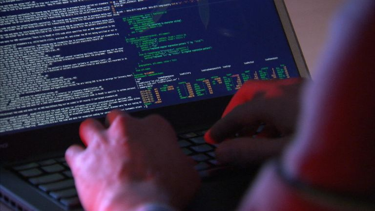 "The hacker known as ""B"" said the vulnerability was 'worryingly easy' to locate"