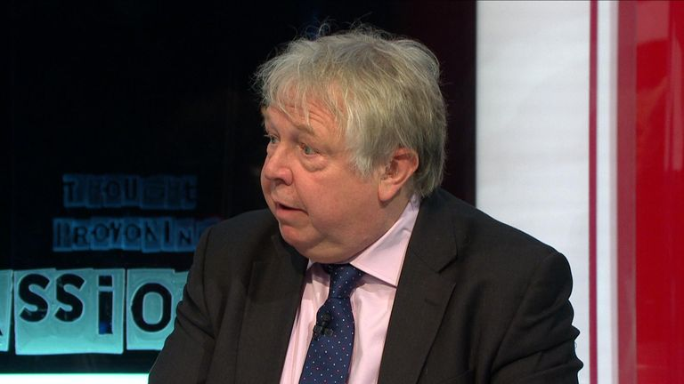 Nick Ferrari on The Pledge