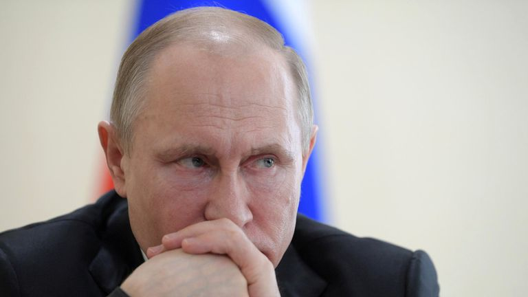 Vladimir Putin is still open to talks, his deputy foreign minister said.