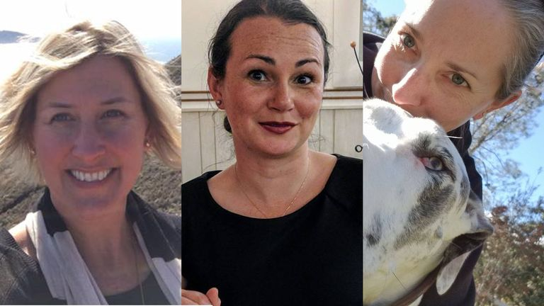 The three victims of the shooting were Christine Loeber, 48, clinical director Jennifer Golick, 42, and Jennifer Gonzales Shushereba, 32, a clinical psychologist