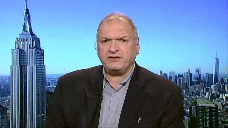 Yuri Felshtinsky says Putin's cronies must be barred from Britain