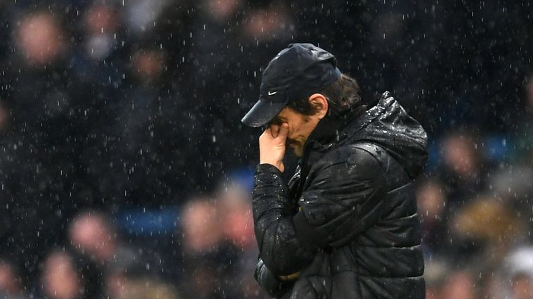Gary Neville responds to Antonio Conte's criticism after ...