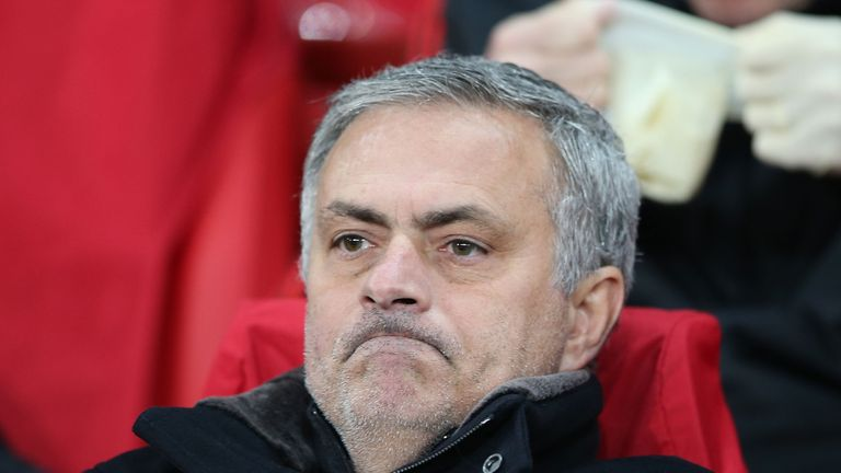 Jose Mourinho revealed his frustrations over transfer inactivity during the summer