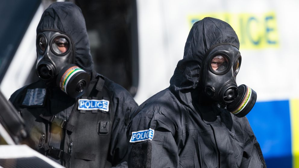 Investigations continue in Salisbury while Sergei Skripal and his daughter remain in hospital