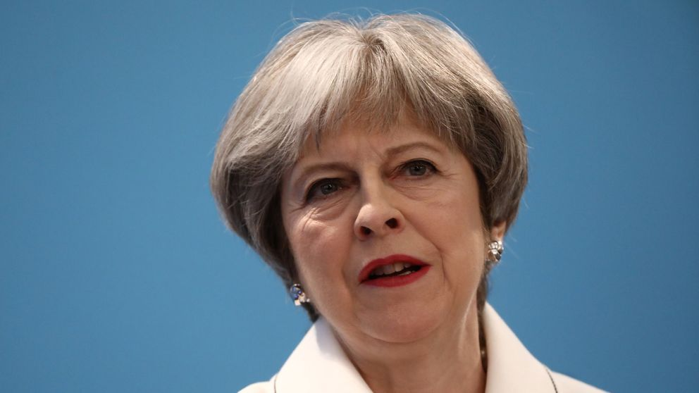 Theresa May addresses Russian retaliation at the Conservative Spring Forum