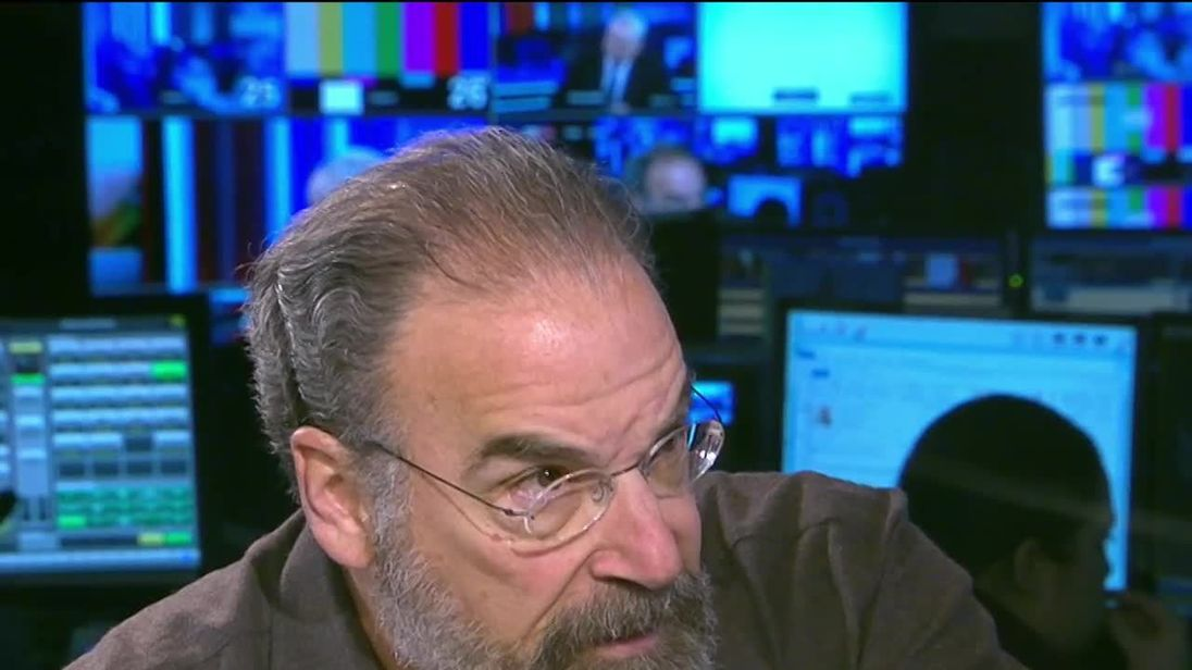 Actor Mandy Patinkin talks about how governments need to stop using the fear of refugees to get elected.