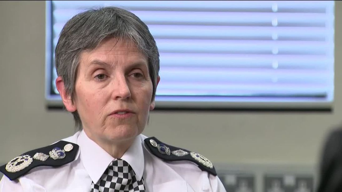 'We'll do whatever it takes to stop violent crime'