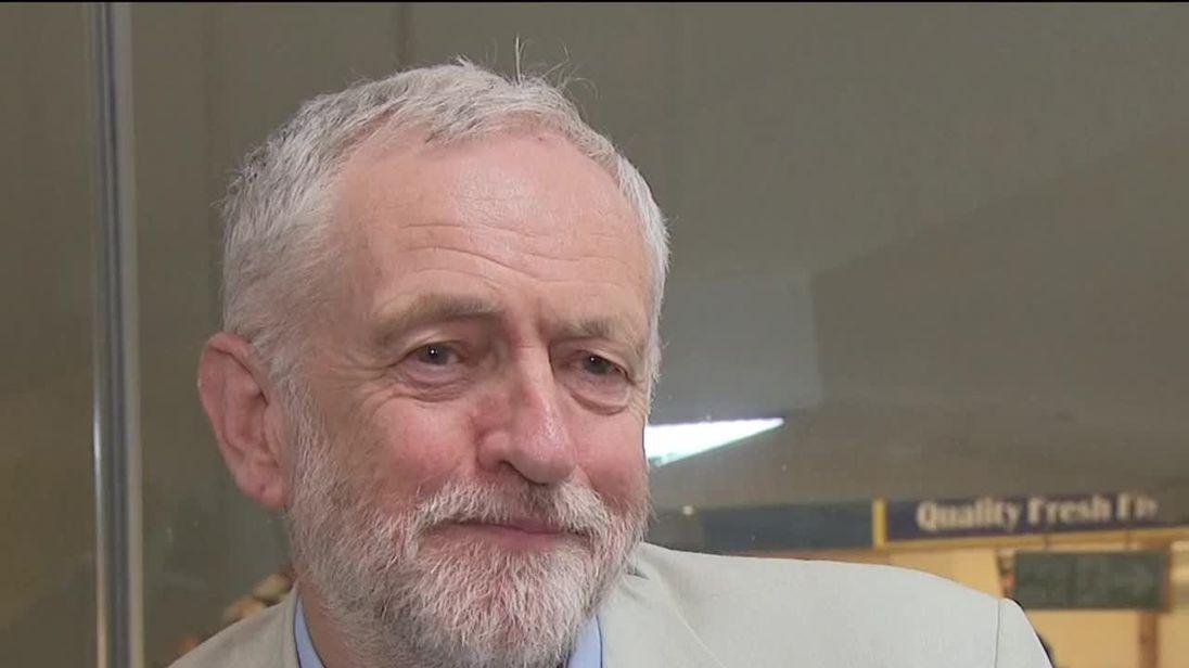 Jeremy Corbyn calls for Amber Rudd's resignation over Windrush