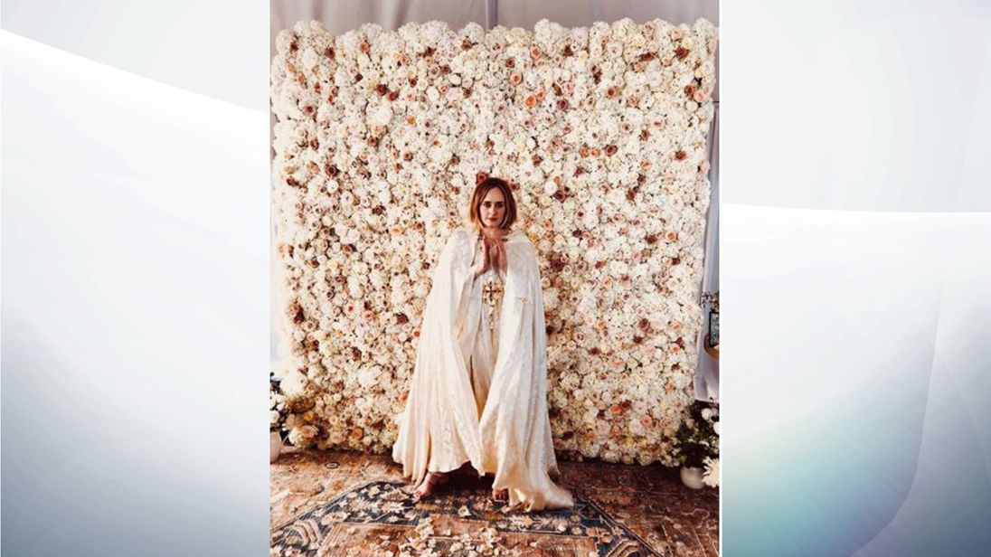 When Adele Isn't Working on New Music, She's Officiating Celebrity Weddings