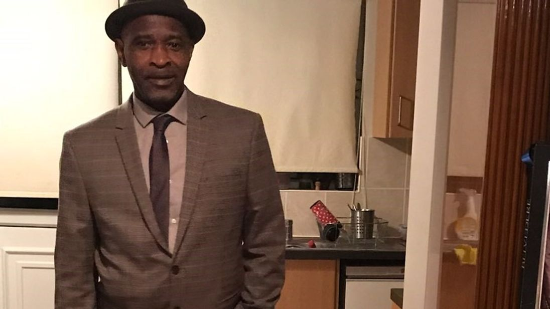 Anthony Bryan was almost deported from the UK