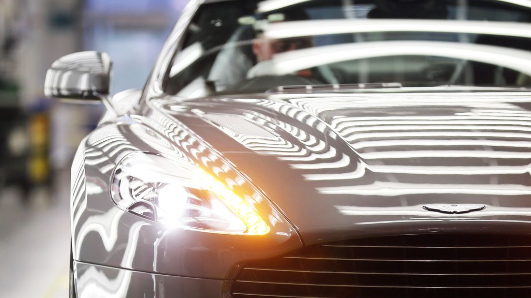 Aston Martin Sets 5 07bn Ipo Valuation