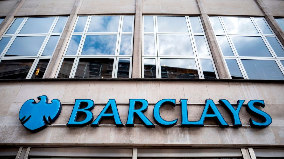 Barclays Slips To Loss In Q1