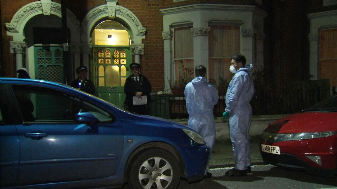 A man believed to be known to the victim is arrested on suspicion of murder following the stabbing in south London