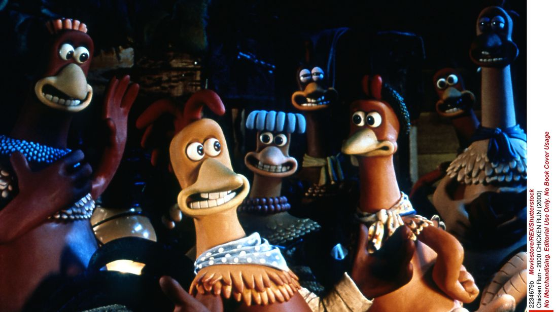 18 years later… Chicken Run follow-up finally on the horizon at Aardman