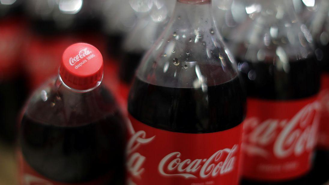 coca cola contemplates healthy cannabis drink