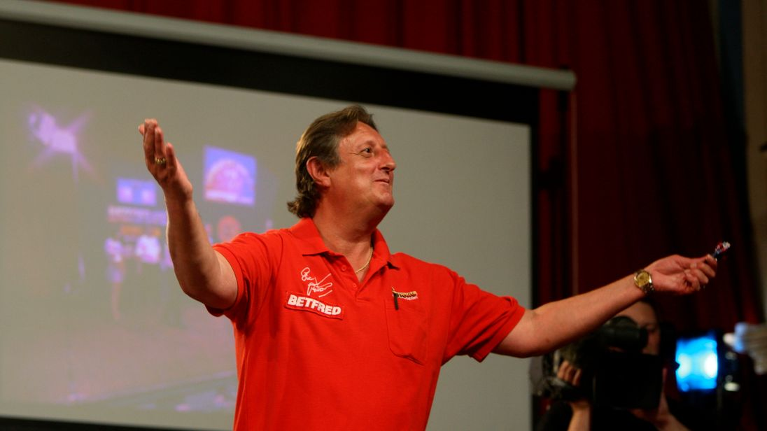 Five-time world darts champion Eric Bristow has died at the age of 60. Bristow was at the Premier League Darts event at Liverpool's Echo Arena when he suffered a heart attack