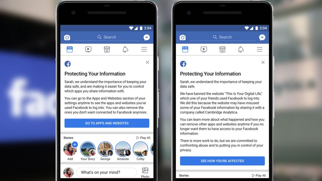 How to check if your facebook data was improperly shared with how to check if your facebook data was improperly shared with cambridge analytica m4hsunfo