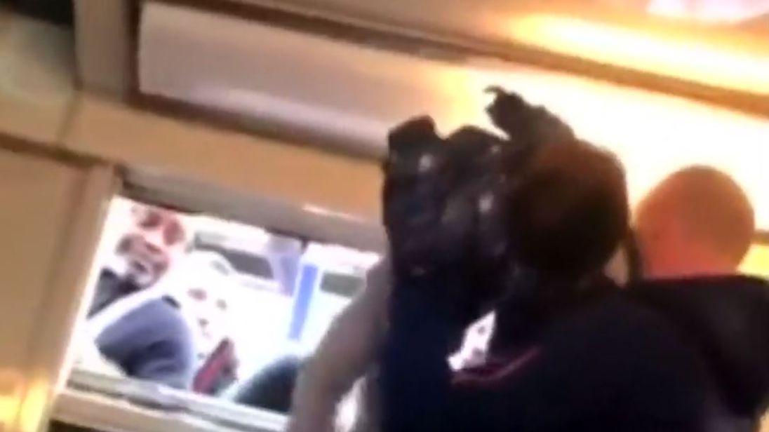 French train strike