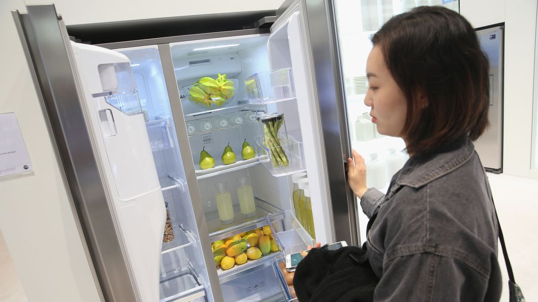 250 fridges labelled 'don't buy' over fire hazard fears
