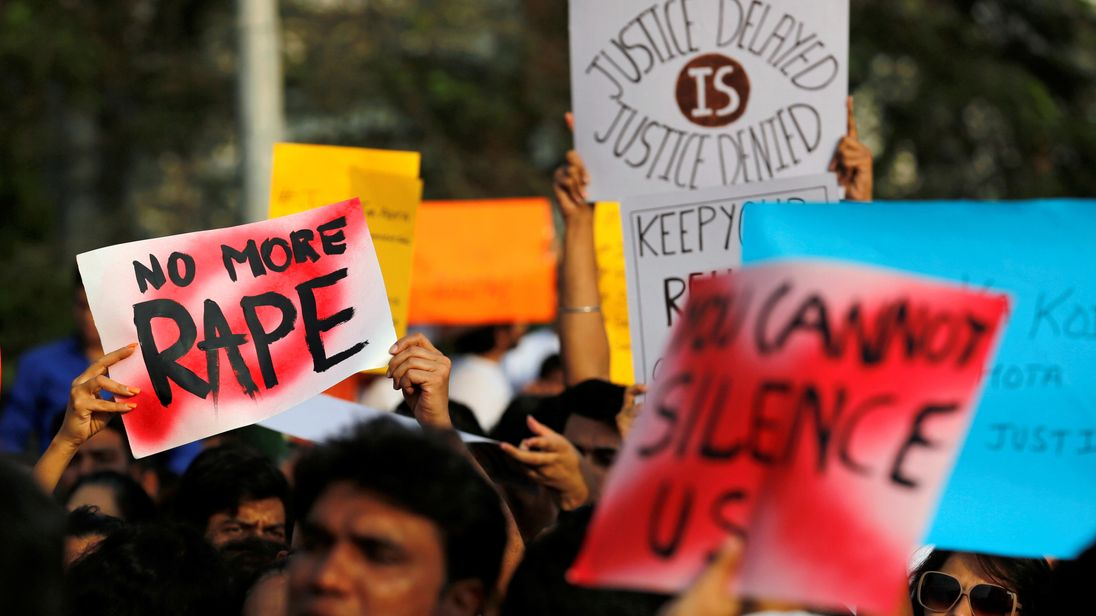 Six-Year-Old Indian Girl Raped, Strangled And Left For Dead-7016