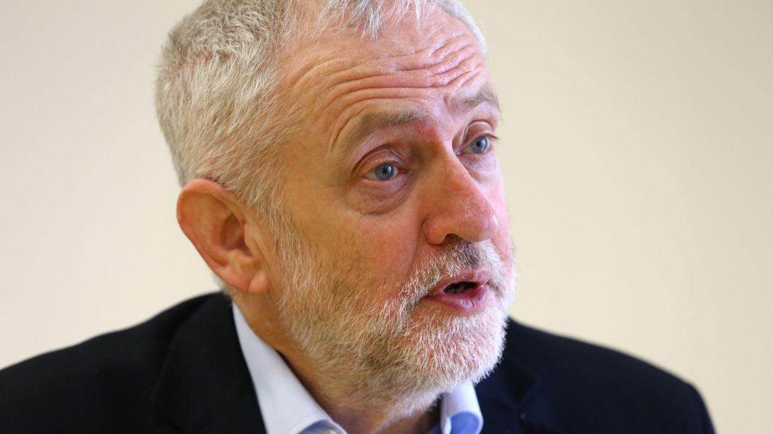 Israel's Labor Party cuts ties with Britain's Jeremy Corbyn amid anti-Semitism row