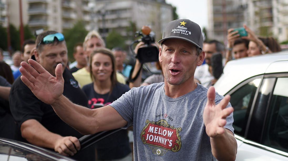 the lance armstrong doping case Floyd landis, stripped of his 2006 tour de france title for doping, plans to set up his own cycling team using money from his whistleblower case against lance armstrong.