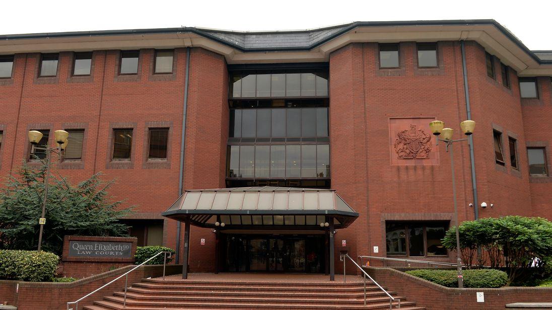 Mikko Vehvilainen was on trial at Birmingham Crown Court