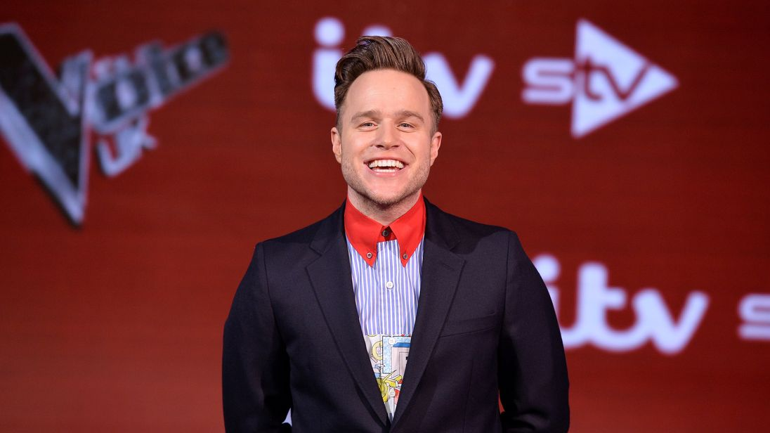 Olly Murs says he is regularly ridiculed over his tweets from Selfridges during the terror false alarm.