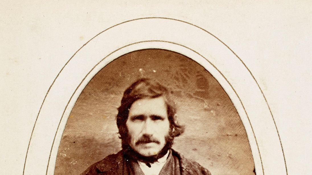 Myles Joyce was hanged in December 1882 Pic: National Library of Ireland